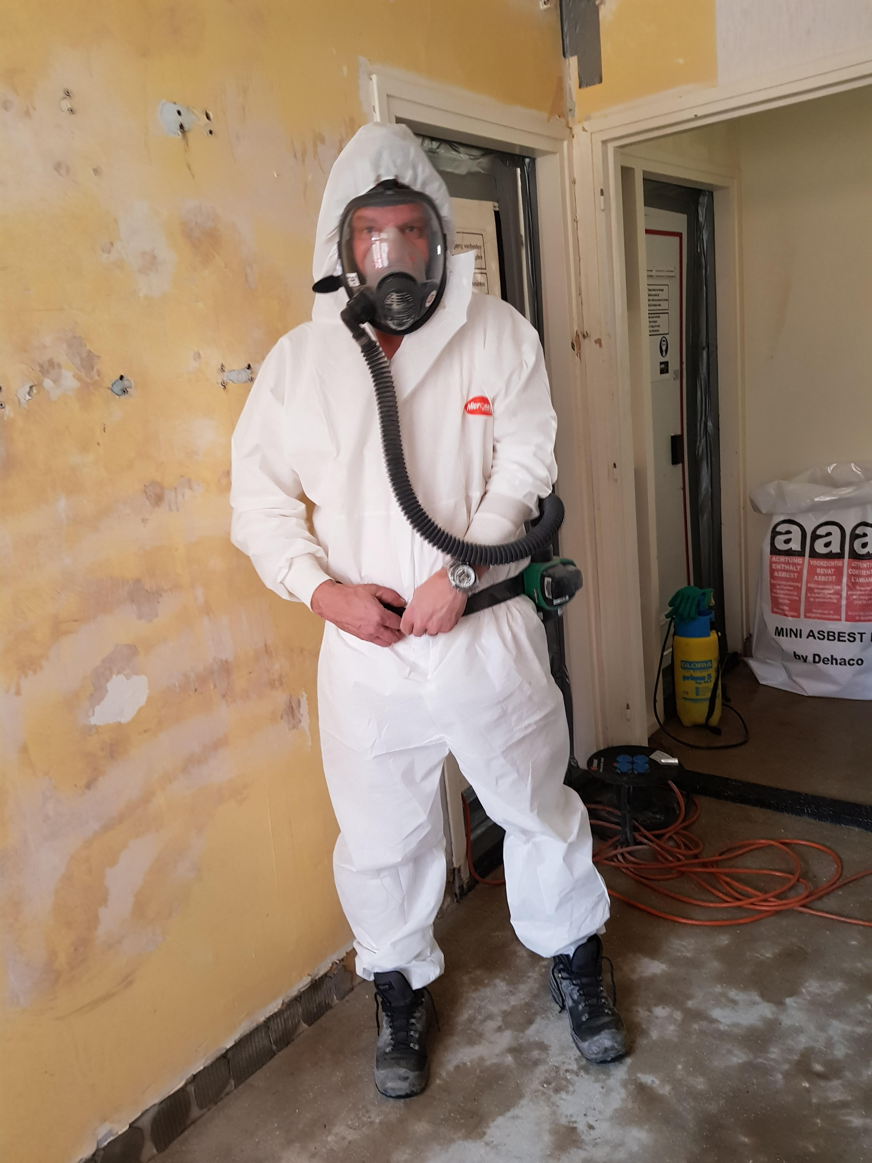 Asbestverwijderaar - vacature D&B Uitzendbureau